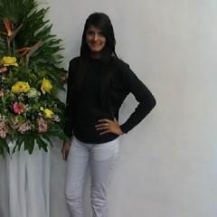 Carolina Romero, 19, Barquisimeto, Venezuela