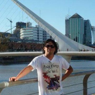 Mario Julio, 38, Pozo Almonte, Chile