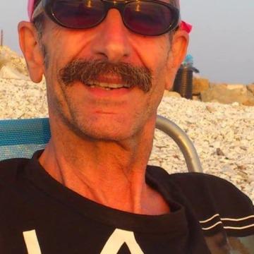 Riccardo Romboli, 61, Livorno, Italy