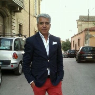 miki, 56, Termoli, Italy