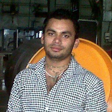 Samrat Varun Pandit, 23, Faridabad, India