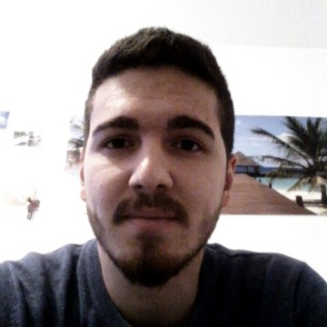 Marcou , 27, Heidelberg, Germany