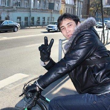 Aido Kahan, 27, Astana, Kazakhstan