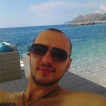 Danilo, 26, Podgorica, Montenegro