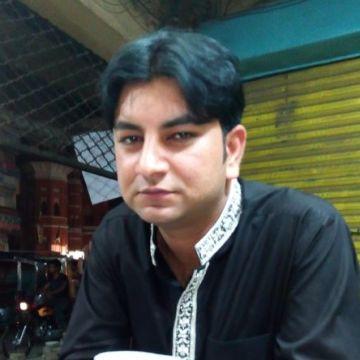 Hassan Abbas, 33, Multan, Pakistan