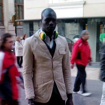 Okon Traore, 28, Albacete, Spain