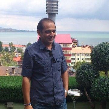 Serkan Kara, 48, Istanbul, Turkey