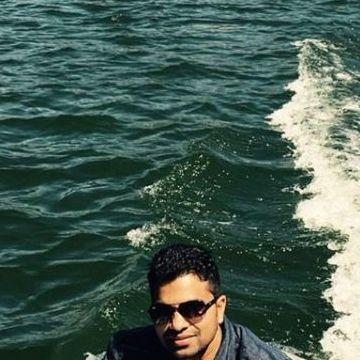 Shravan Amee, 26, San Jose, United States