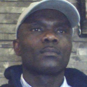 Jonathan Chukwu, 41, Istanbul, Turkey