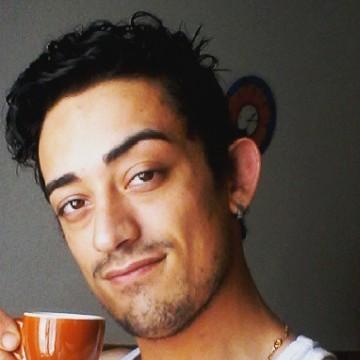 Luxiano Luciano, 28, Legnano, Italy
