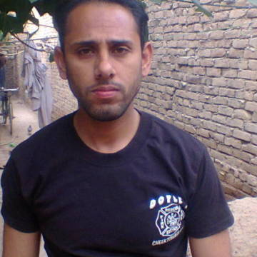 Asad Ali, 34, Peshawar, Pakistan