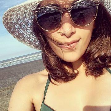 Carolina Bittencourt, 22, Americana, Brazil