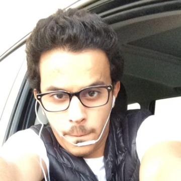 Saud Al Rooqi, 28, Istanbul, Turkey