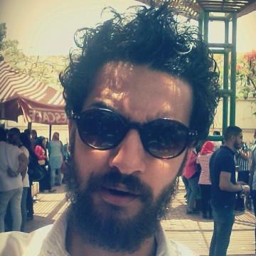 Shady Aladdin, 23, Cairo, Egypt