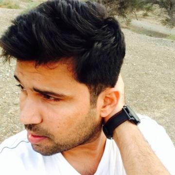Zeeshan Qadir, 32, Dubai, United Arab Emirates