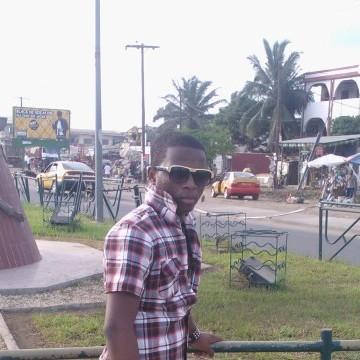Lover Boy, 21, Douala, Cameroon