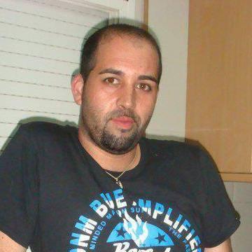 Lluis Juan Polo, 39, Tarragona, Spain