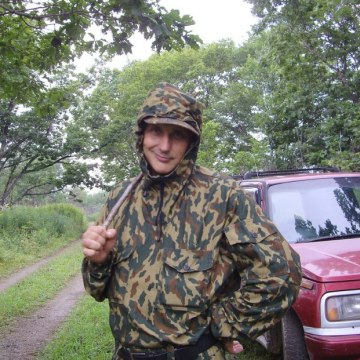 Владимир, 52, Vladivostok, Russia