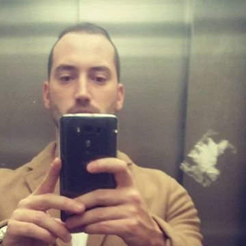 Eren Malkoçoğlu, 34, Istanbul, Turkey