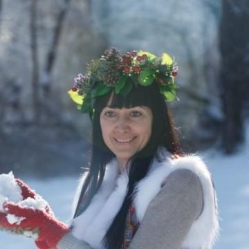 Любовь, 42, Simferopol, Russia