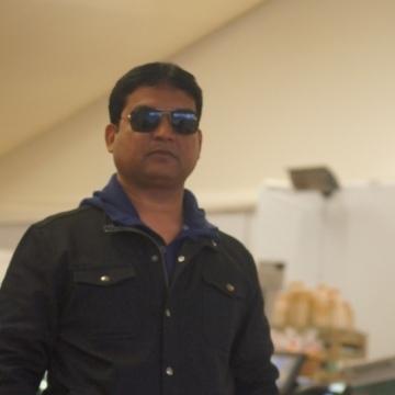 Zahid Akhter, 44, Dubai, United Arab Emirates