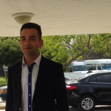 Rıdvan Turan, 28, Izmir, Turkey