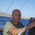 Nikos Pentarakis, 44, Chania, Greece
