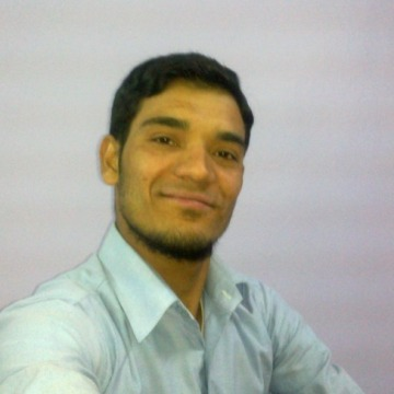 Mohammed Awesuddin, 29, Nirmal, India