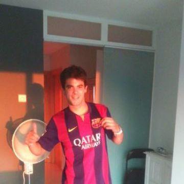 Gerard Cano Comellas, 28, Barcelona, Spain