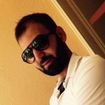 Mouayad Safieh, 29, Abu Dhabi, United Arab Emirates