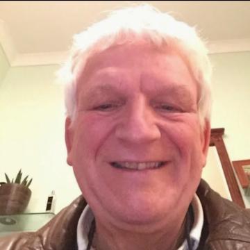 Allan Sharpe, 68, Plymouth, United Kingdom