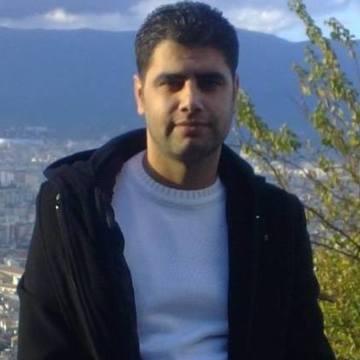Ali Yıldırım, 33, Hatay, Turkey