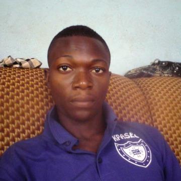 JUSTICE, 24, Accra, Ghana