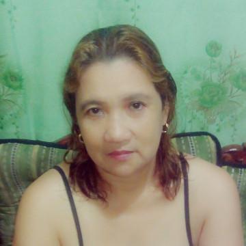 Emily Cruz, 40, Manila, Philippines