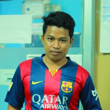 Phary Phacdey , 26, Phnumpenh, Cambodia