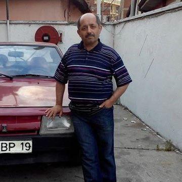 Mehmet Sezgin, 51, Bursa, Turkey