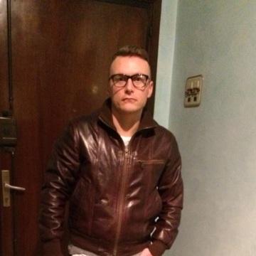 Marius George, 32, Padua, Italy