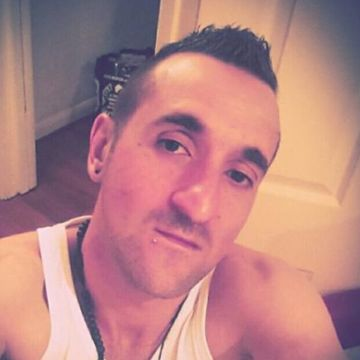 Fernando Rosalis, 35, Glasgow, United Kingdom