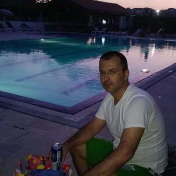 Bülent Bali, 44, Istanbul, Turkey