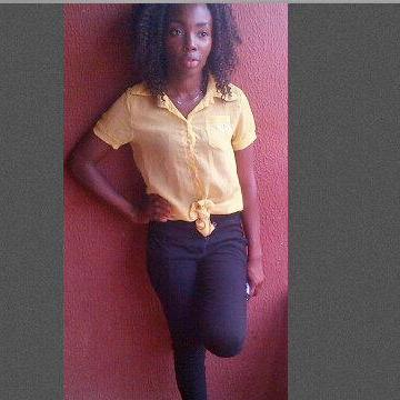 Marina Joseph, 22, Abidjan, Cote D'Ivoire