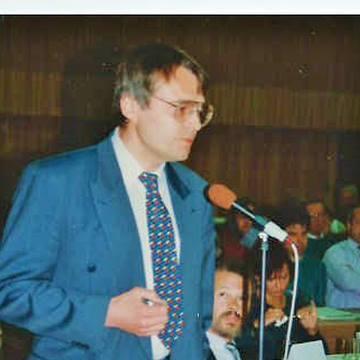Gerhard Walz, 36, Berlin, Germany