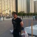 Mohammadullah Mangal, 31, Abu Dhabi, United Arab Emirates