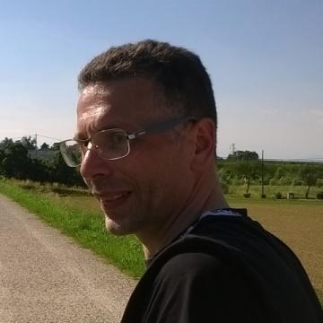 andrea betto, 45, Padova, Italy