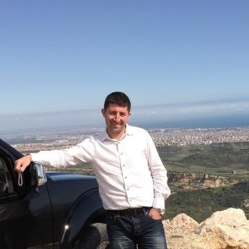 Mehmet Ali , 29, Mersin, Turkey