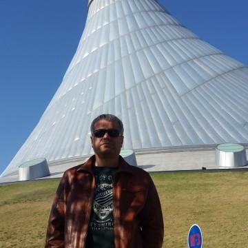 deniz, 42, Astana, Kazakhstan
