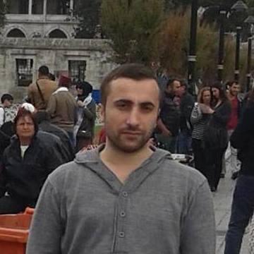 Bayram Tuna, 34, Istanbul, Turkey