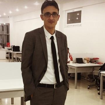 Murat Başaran, 28, Ankara, Turkey