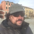 Elvio Rozza, 44, Celle Ligure, Italy