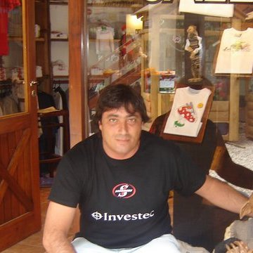 Christian Huber, 48, Santa Fe, Argentina
