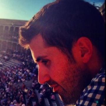 alberto, 35, Salamanca, Spain